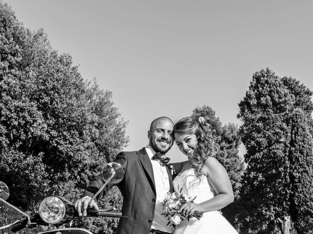 Il matrimonio di Marcello e Samantha a Roma, Roma 61