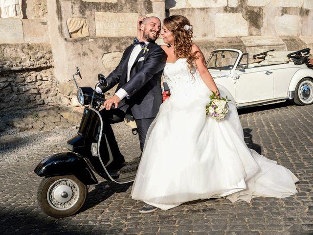 Il matrimonio di Marcello e Samantha a Roma, Roma 62