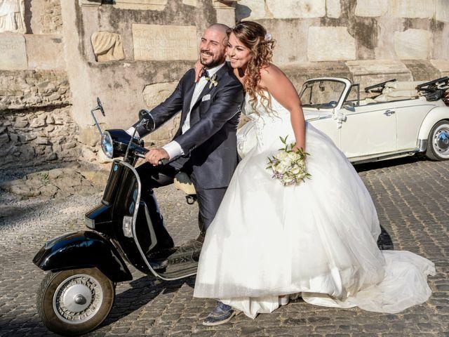 Il matrimonio di Marcello e Samantha a Roma, Roma 63