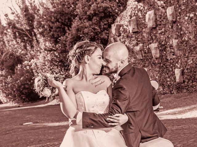 Il matrimonio di Marcello e Samantha a Roma, Roma 64