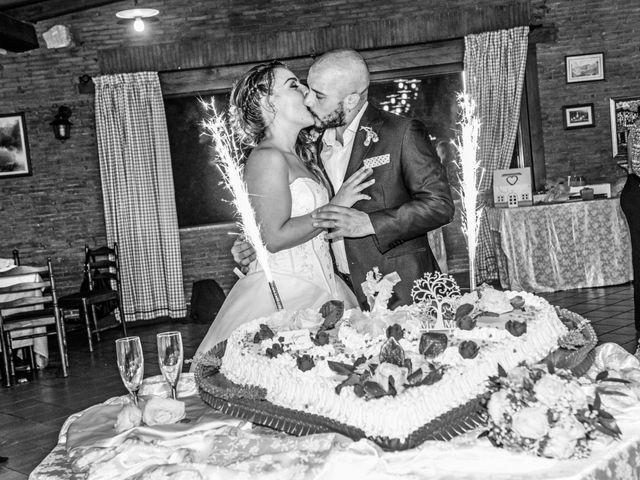 Il matrimonio di Marcello e Samantha a Roma, Roma 76