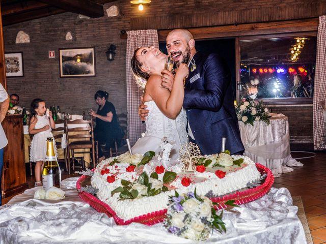 Il matrimonio di Marcello e Samantha a Roma, Roma 77