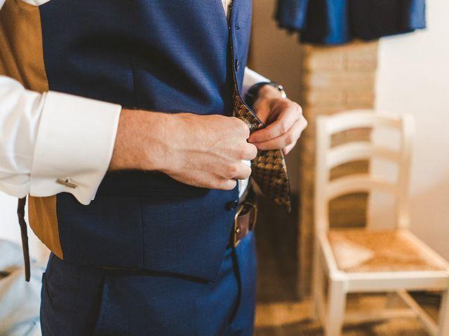 Il matrimonio di Laura e Mattew a Chiusdino, Siena 17