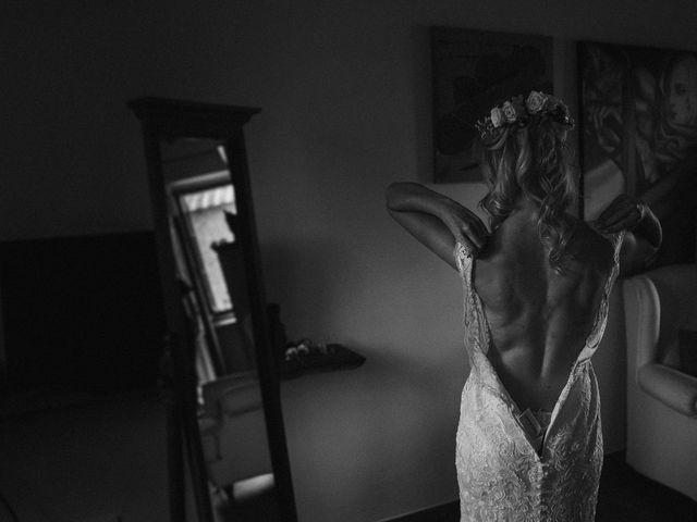 Il matrimonio di Laura e Mattew a Chiusdino, Siena 23
