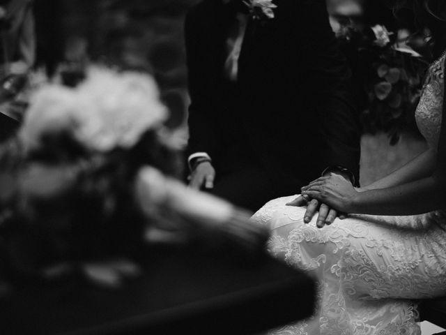 Il matrimonio di Laura e Mattew a Chiusdino, Siena 35