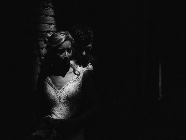 Il matrimonio di Laura e Mattew a Chiusdino, Siena 51