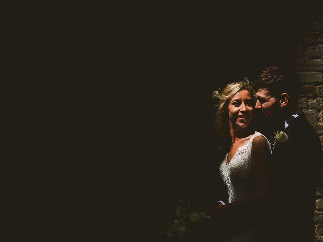 Il matrimonio di Laura e Mattew a Chiusdino, Siena 52