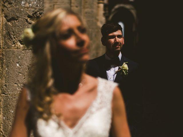 Il matrimonio di Laura e Mattew a Chiusdino, Siena 53