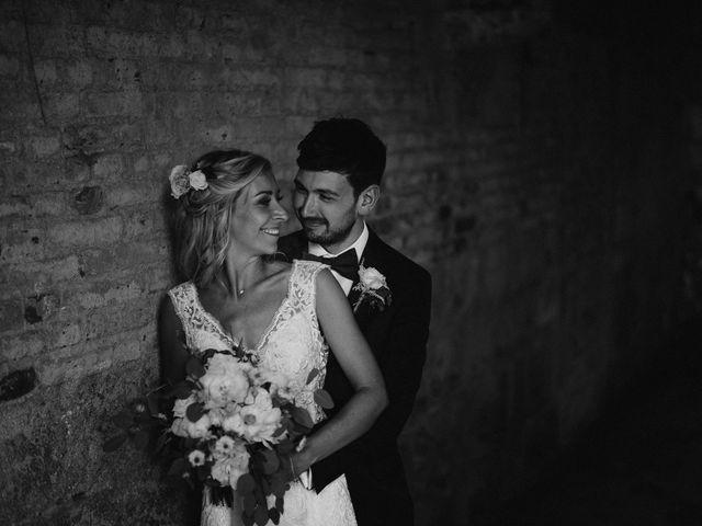 Il matrimonio di Laura e Mattew a Chiusdino, Siena 59