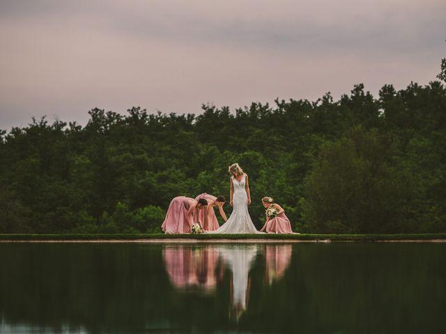 Il matrimonio di Laura e Mattew a Chiusdino, Siena 69