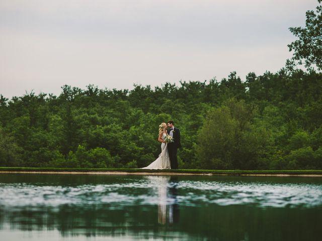 Le nozze di Mattew e Laura