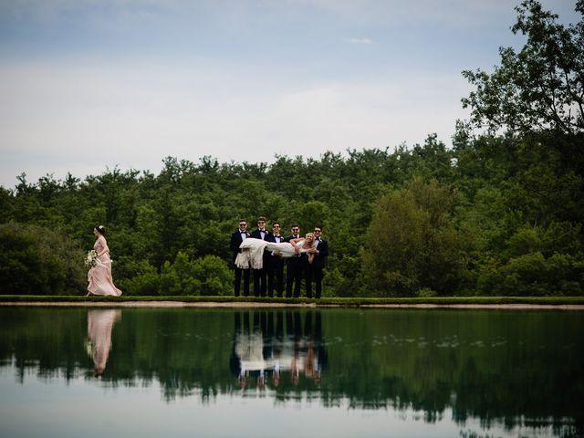Il matrimonio di Laura e Mattew a Chiusdino, Siena 70