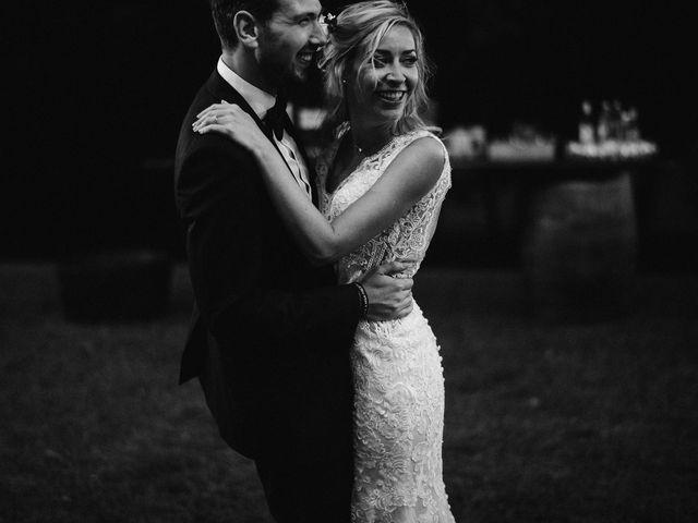 Il matrimonio di Laura e Mattew a Chiusdino, Siena 83