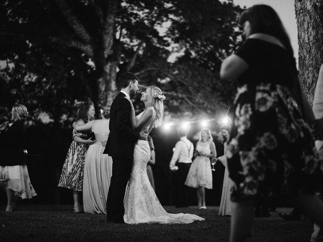 Il matrimonio di Laura e Mattew a Chiusdino, Siena 84