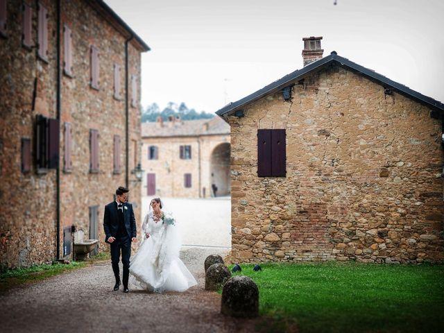 le nozze di Mara e Andrea