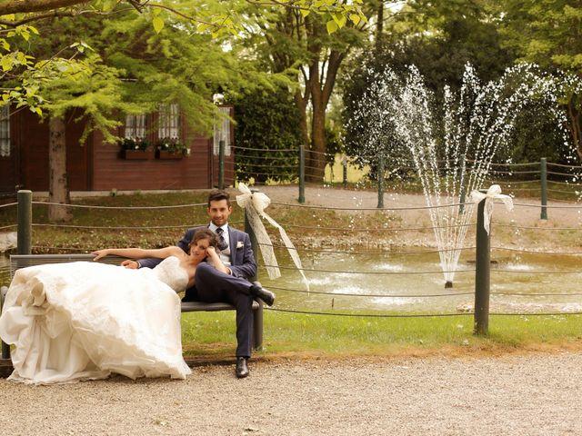 Il matrimonio di Nicola e Chiara a Treviso, Treviso 23