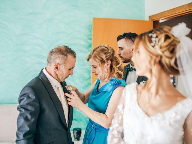 Il matrimonio di Luigi e Anthea a Macerata, Macerata 13