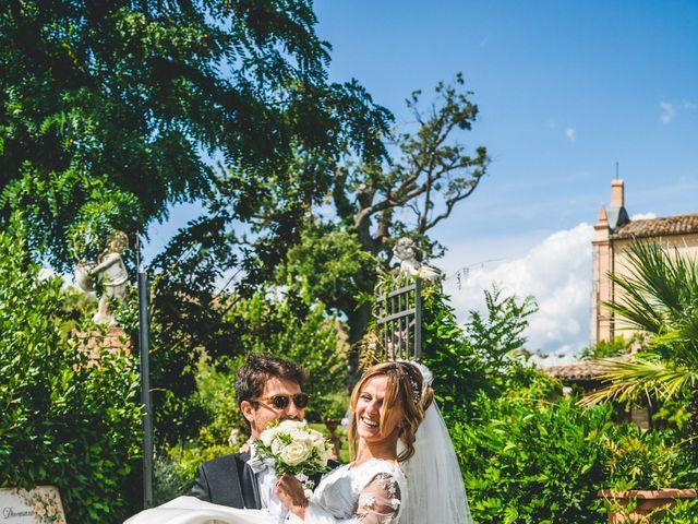 Il matrimonio di Luigi e Anthea a Macerata, Macerata 34