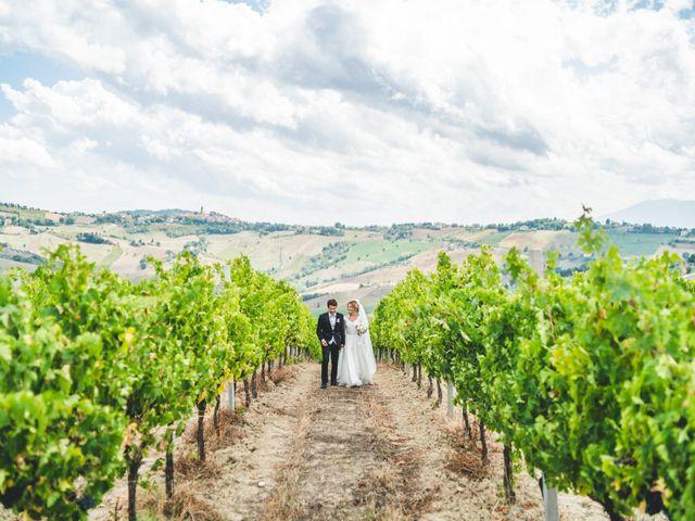 Il matrimonio di Luigi e Anthea a Macerata, Macerata 45