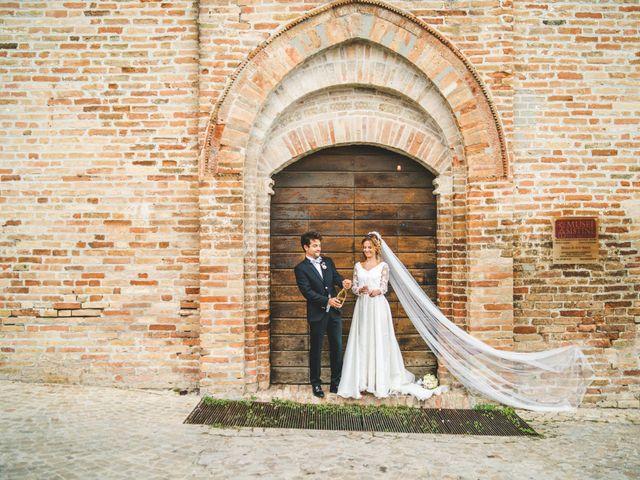 Il matrimonio di Luigi e Anthea a Macerata, Macerata 49