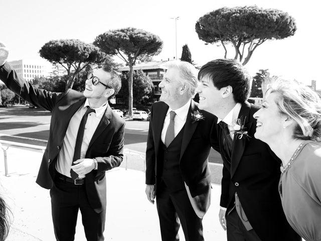 Il matrimonio di Danilo e Flavia a Roma, Roma 19