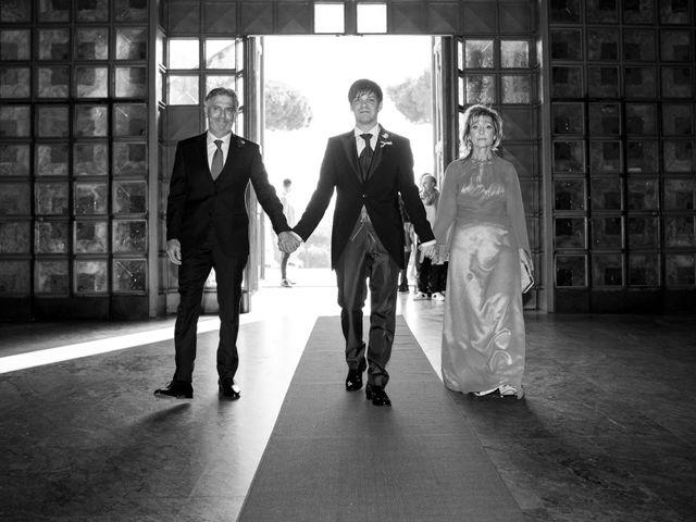 Il matrimonio di Danilo e Flavia a Roma, Roma 20