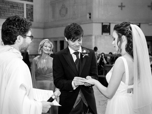 Il matrimonio di Danilo e Flavia a Roma, Roma 33
