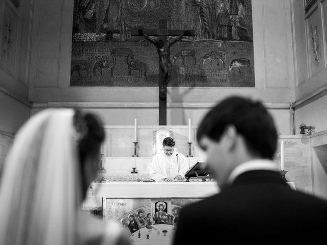 Il matrimonio di Danilo e Flavia a Roma, Roma 36