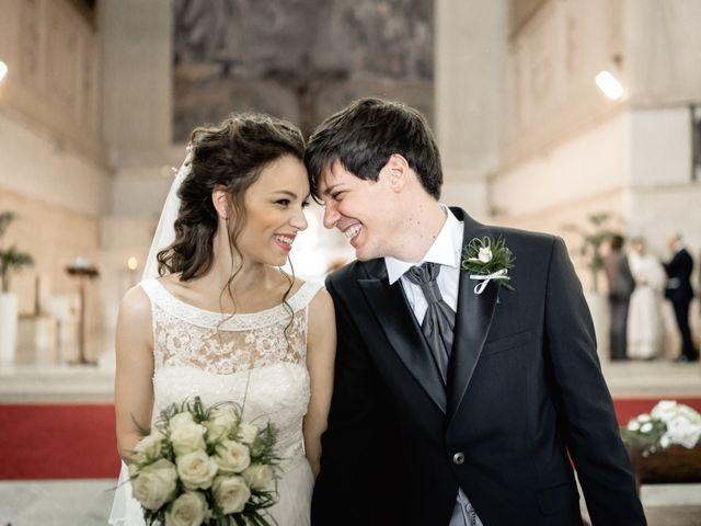 Il matrimonio di Danilo e Flavia a Roma, Roma 40