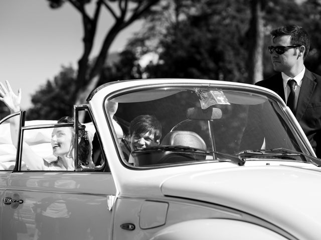 Il matrimonio di Danilo e Flavia a Roma, Roma 44