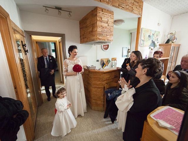 Il matrimonio di Nicola e Barbara a Pescara, Pescara 32
