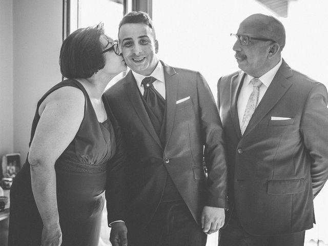 Il matrimonio di Vincenzo e Veronica a Travagliato, Brescia 40