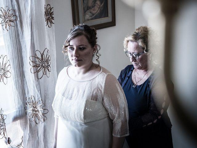 Il matrimonio di Vincenzo e Veronica a Travagliato, Brescia 47