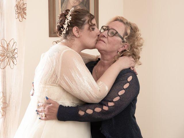 Il matrimonio di Vincenzo e Veronica a Travagliato, Brescia 52