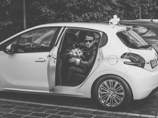 Il matrimonio di Vincenzo e Veronica a Travagliato, Brescia 77