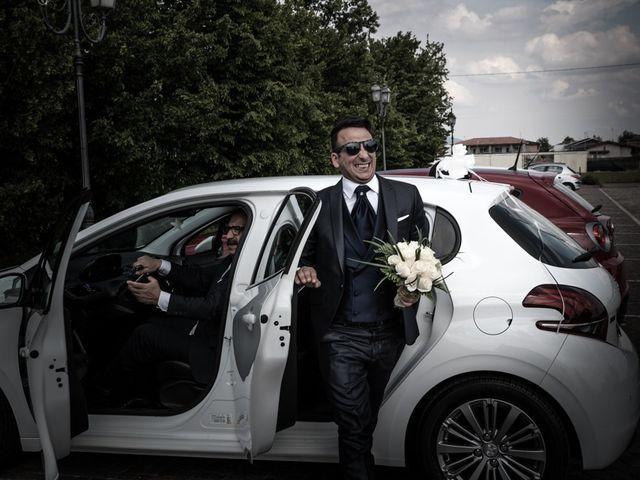 Il matrimonio di Vincenzo e Veronica a Travagliato, Brescia 78