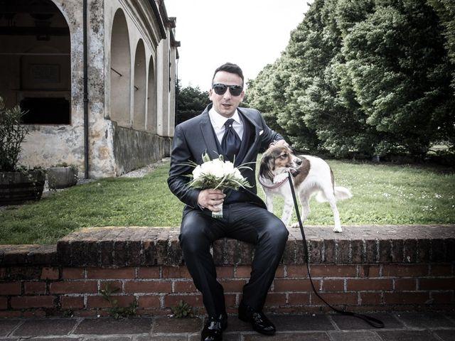 Il matrimonio di Vincenzo e Veronica a Travagliato, Brescia 79