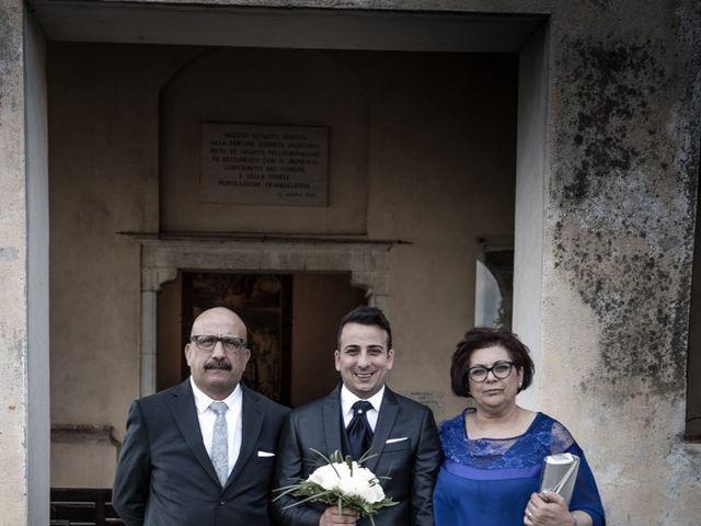 Il matrimonio di Vincenzo e Veronica a Travagliato, Brescia 81