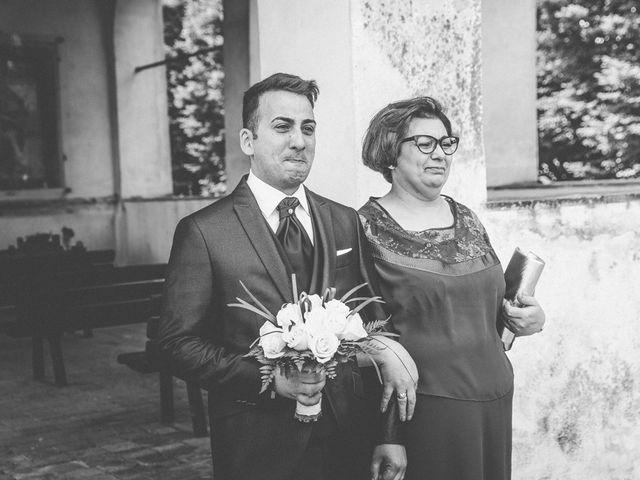 Il matrimonio di Vincenzo e Veronica a Travagliato, Brescia 86