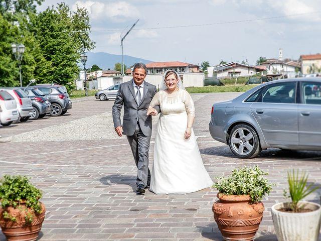 Il matrimonio di Vincenzo e Veronica a Travagliato, Brescia 87