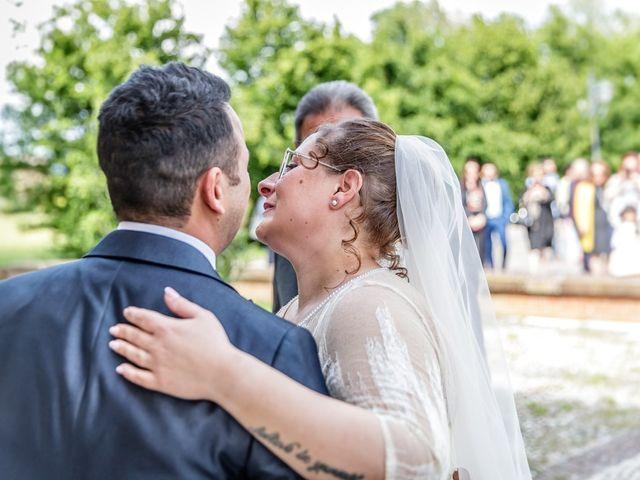 Il matrimonio di Vincenzo e Veronica a Travagliato, Brescia 88