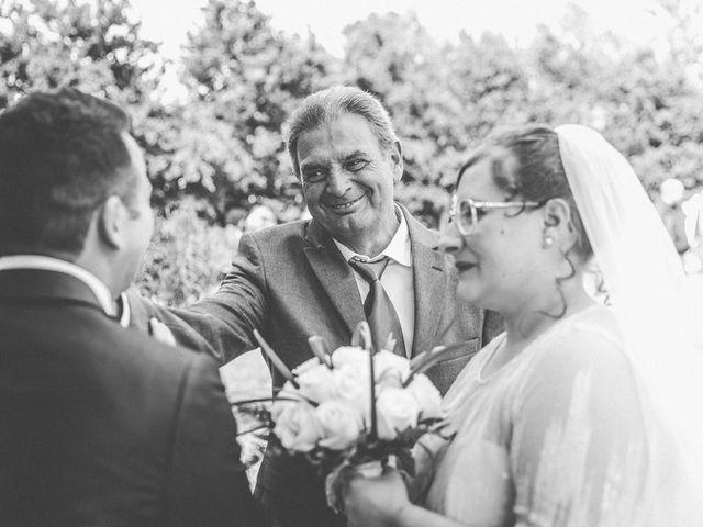 Il matrimonio di Vincenzo e Veronica a Travagliato, Brescia 89
