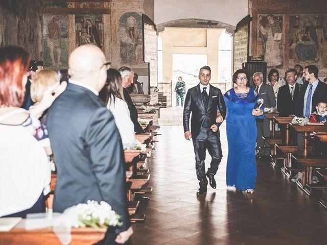 Il matrimonio di Vincenzo e Veronica a Travagliato, Brescia 92