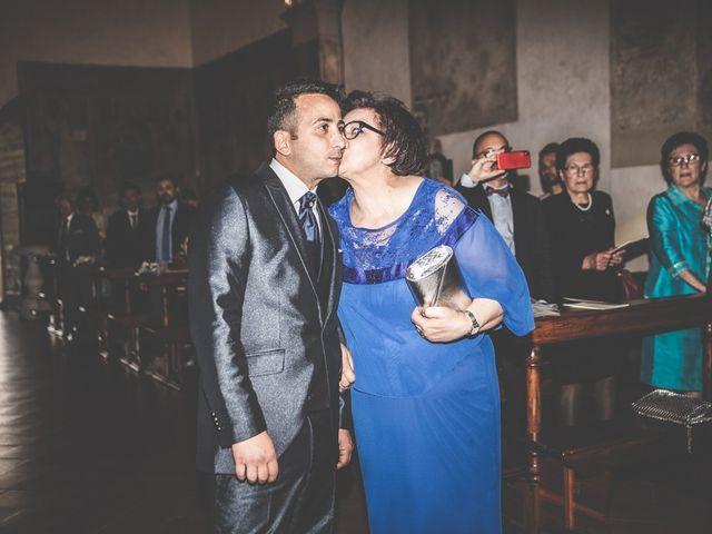Il matrimonio di Vincenzo e Veronica a Travagliato, Brescia 93