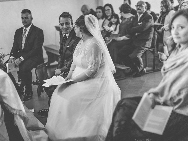 Il matrimonio di Vincenzo e Veronica a Travagliato, Brescia 96