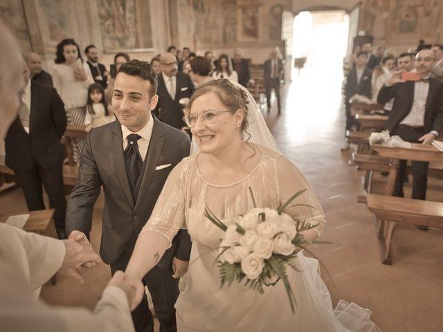 Il matrimonio di Vincenzo e Veronica a Travagliato, Brescia 97
