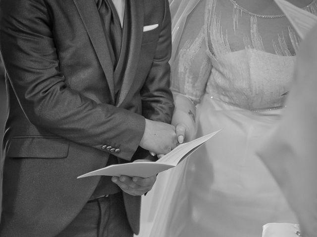 Il matrimonio di Vincenzo e Veronica a Travagliato, Brescia 101