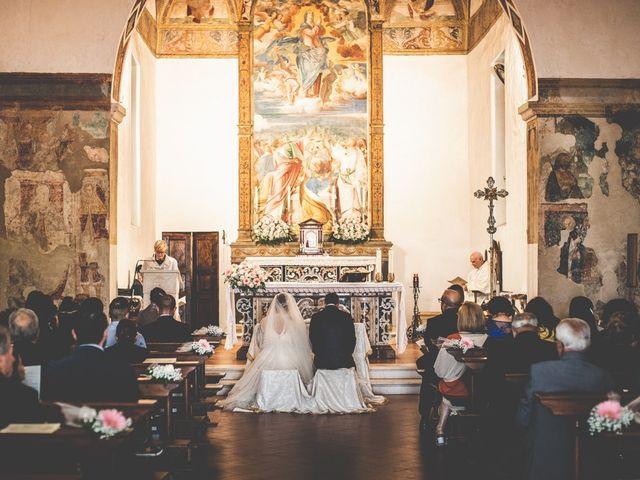 Il matrimonio di Vincenzo e Veronica a Travagliato, Brescia 113
