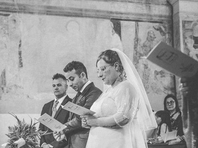 Il matrimonio di Vincenzo e Veronica a Travagliato, Brescia 115