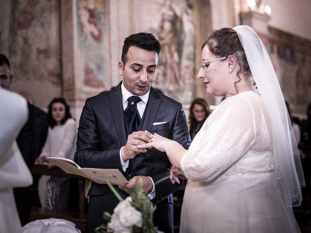 Il matrimonio di Vincenzo e Veronica a Travagliato, Brescia 116